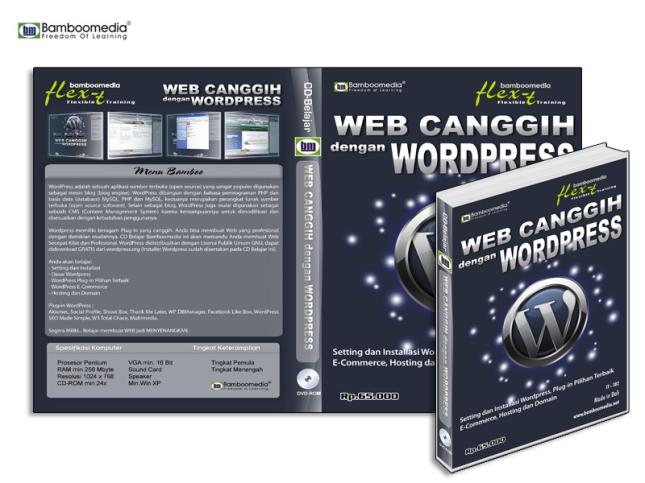 Web Canggih dengan WordPress