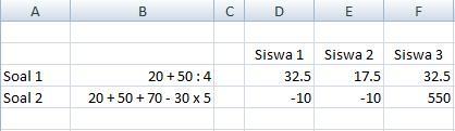 Excel Kasus 02