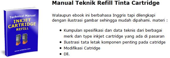 Download Manual Teknik Refil Tinta Cartridge