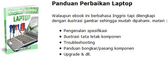 Download Panduan Perbaikan Laptop