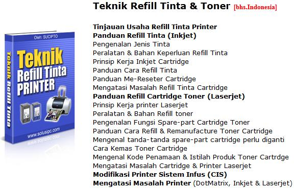 Download Teknik Refil Tinta & Toner