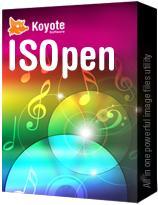 Aplikasi Free Burning CD ISOpen