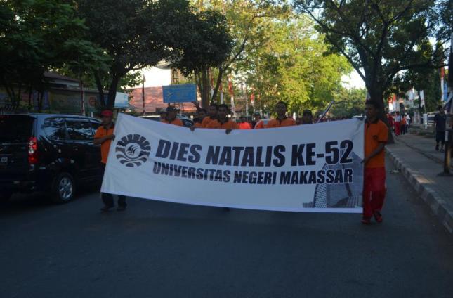 Dies Natalis ke-52 UNM