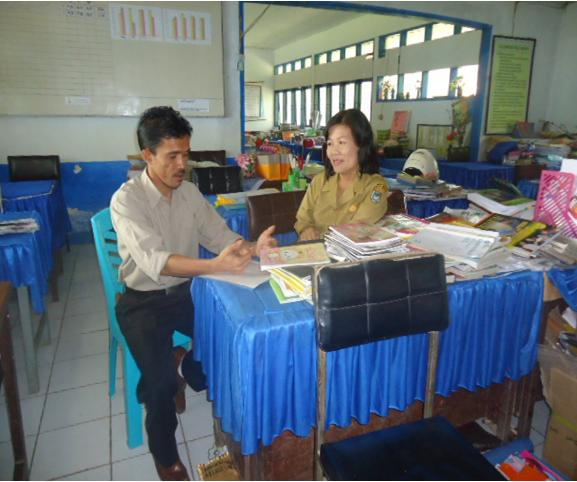 Wawancara dan Refleklsi Terhadap Guru Sasaran